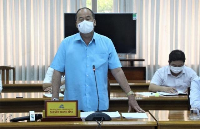 An Giang kiến nghị xây dựng Bệnh viện dã chiến điều trị Covid-19