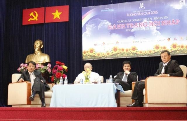 OCB đồng hành cùng giải thưởng tài năng Lương Văn Can