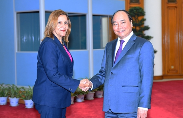 Việt Nam tăng cường hợp tác toàn diện với Cuba