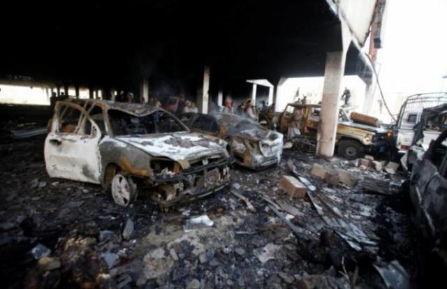 Liên quân do Mỹ hậu thuẫn không kích trúng đám tang, gần 700 thương vong