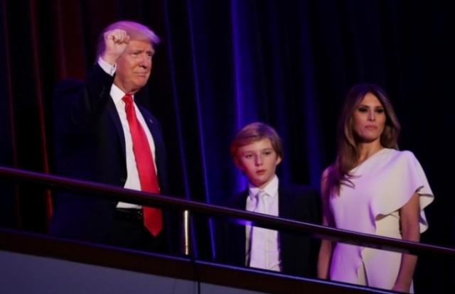 Một ngày của Đệ nhất phu nhân đắc cử Melania Trump
