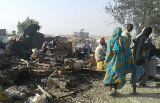 Nigeria: Không kích nhầm trại tị nạn, hơn 100 người thiệt mạng