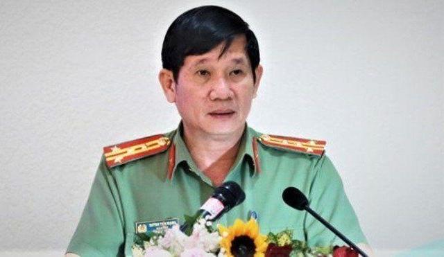 Nguyên nhân dẫn đến việc Giám đốc Công an tỉnh Đồng Nai bị cách chức