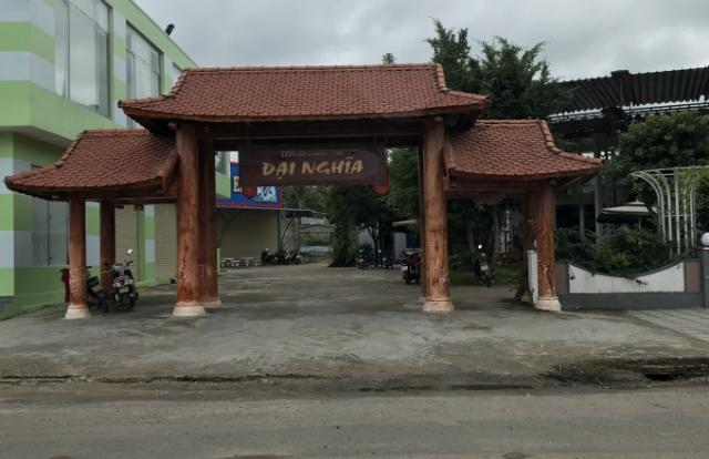 """Kon Tum: Đã có kết luận thanh tra vụ """"xẻ thịt"""" công viên tại huyện Đăk Hà"""