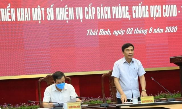 Thái Bình tạm dừng một số hoạt động kinh doanh, đóng cửa các khu di tích lớn
