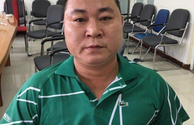 """Trùm giang gồ đấm """"gục"""" Đại uý Công an bị bắt giữ khi đang lẩn trốn tại Bắc Ninh"""