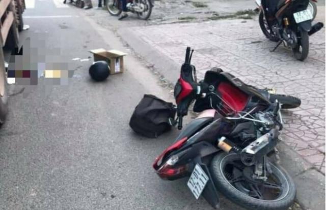 Nữ thai phụ tử nạn thương tâm do tai nạn giao thông, thai nhi may mắn được cứu sống