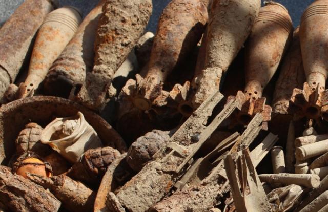 Quảng Ninh: Huỷ nổ an toàn, thành công 4 tấn bom, đạn, vật liệu nổ