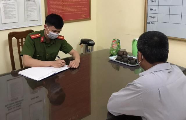 Quảng Ninh: Công an TP Móng Cái cảnh báo hành vi lừa đảo mua bán hồ sơ, tài liệu PCCC&CNCH