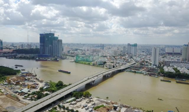 Hàng loạt dự án bất động sản khu Nam được đưa ra thị trường đầu năm 2018