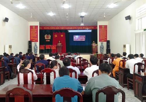 Đồng Nai: Tăng cường đảm bảo an toàn phòng cháy, chữa cháy tại huyện Thống Nhất