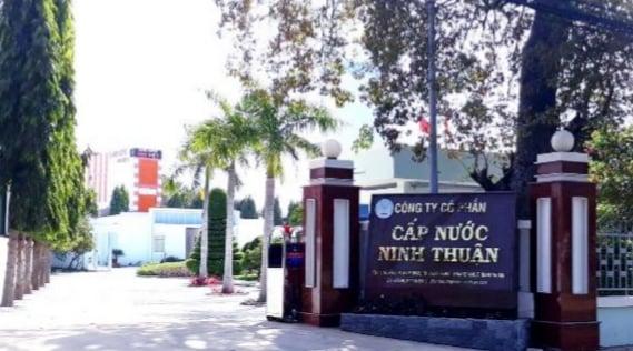 """Công ty Cổ phần Cấp nước Ninh Thuận đơn phương tăng giá nước khiến 1 doanh nghiệp bị """"bức tử""""?"""
