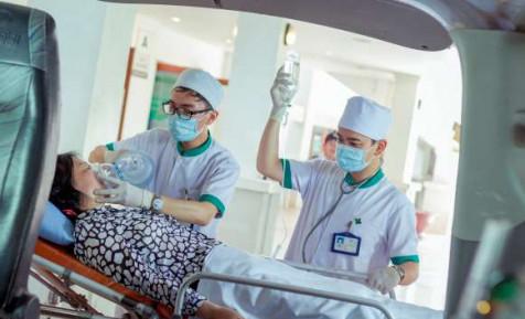 TP HCM: Người phụ nữ 67 tuổi phải cấp cứu sau khi đi làm đẹp