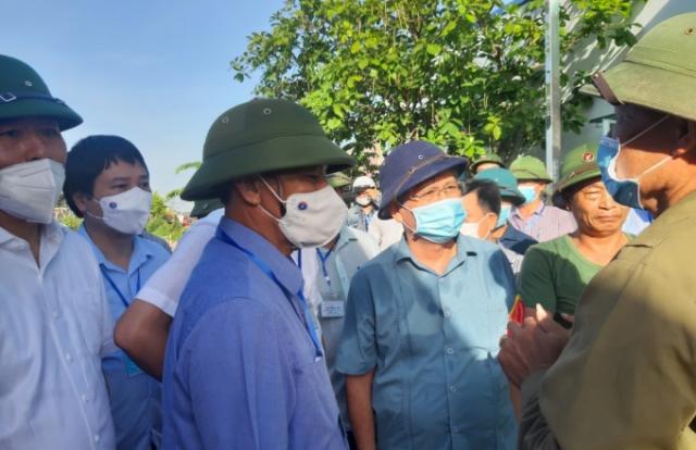 Hải Phòng: Cưỡng chế khu đất 9,2ha tại phường Thành Tô bảo đảm an toàn