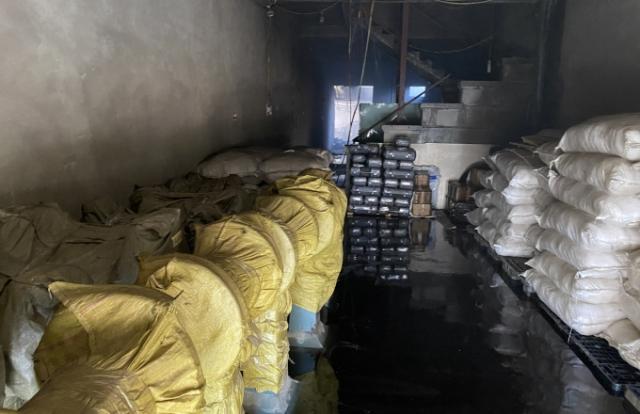 Cảnh sát PCCC Hải Phòng cứu sống 01 người khỏi vụ hỏa hoạn tại xưởng cơ khí