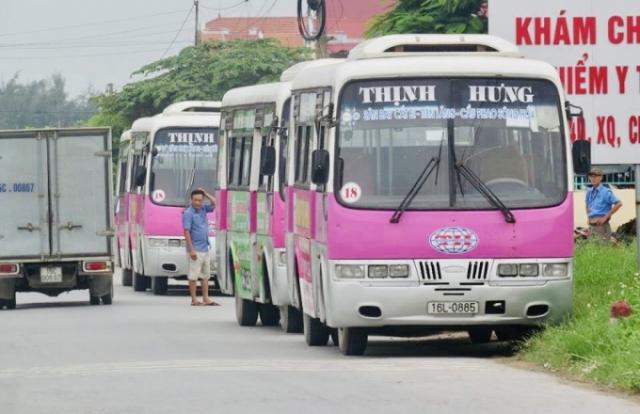 Hải Phòng: Vận tải khách trên địa bàn huyện Vĩnh Bảo được phép hoạt động trở lại