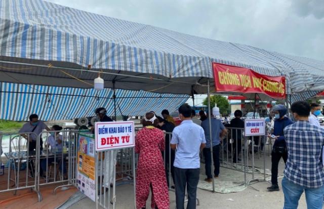 Hải Phòng cách ly y tế tập trung 14 ngày đối với những người về và đi qua Hà Nội