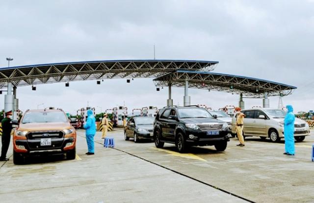 Người vào Hải Phòng không phải xuất trình kết quả xét nghiệm SARS-CoV-2