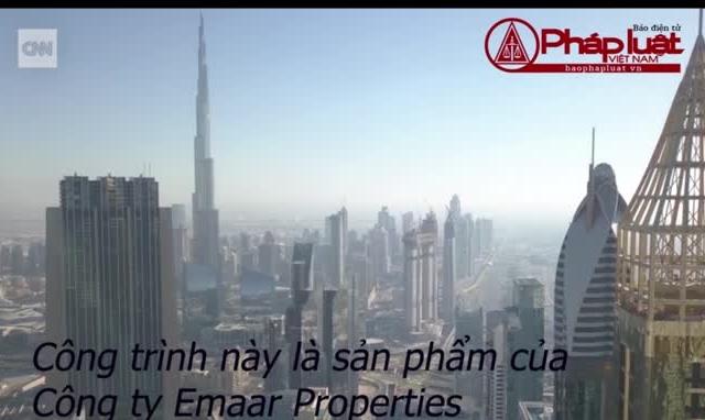 Chiêm ngưỡng Đài phun nước tráng lệ Dubai