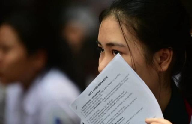 Gợi ý giải đề thi môn Toán vào lớp 10 ở Hà Nội