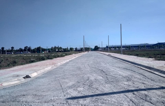 Xây dựng hạ tầng dự án BNC Dragon trái phép, Công ty Trung Thành bị xử phạt 40 triệu đồng