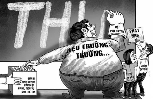 Điện Biên: Thu chi mập mờ tiền phụ huynh đóng góp, nguyên Hiệu trưởng trường THPT Mường Nhà bị kỷ luật