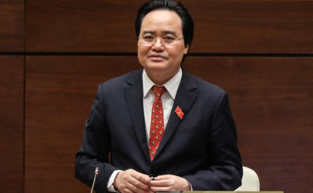 Bộ trưởng Phùng Xuân Nhạ gửi thư chúc mừng cán bộ, giáo viên, nhân viên ngành Giáo dục
