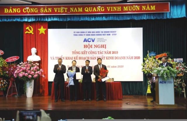 Tổng giám đốc Jetstar Pacific đầu quân cho ACV