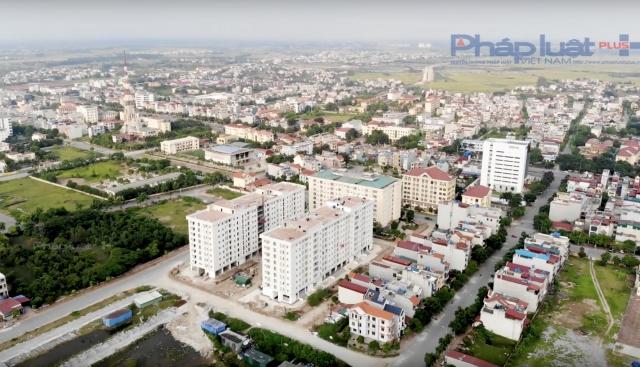 Chủ đầu tư dự án P.H Center Hưng Yên bị xử phạt vì không xây hệ thống xử lý nước thải tập trung