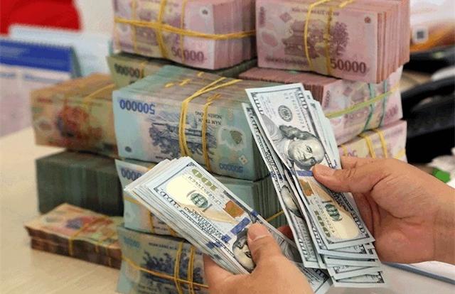 Dự trữ ngoại hối gia tăng góp phần ổn định tỷ giá