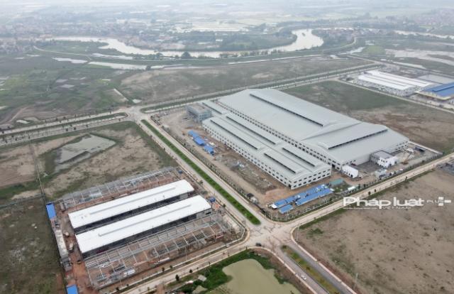Bắc Giang: Thu hút đầu tư FDI đứng thứ 3 cả nước
