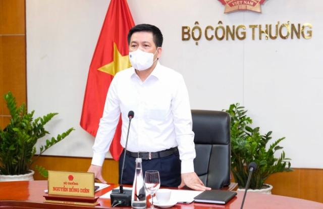 Bộ trưởng Bộ Công thương: Không cản trở nông sản của Bắc Giang lưu thông