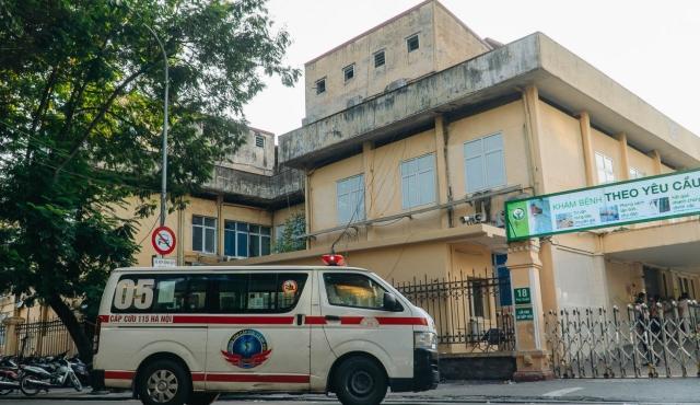 Hà Nội ghi nhận thêm 2 ca nhiễm Covid-19 liên quan ổ dịch BV Việt Đức