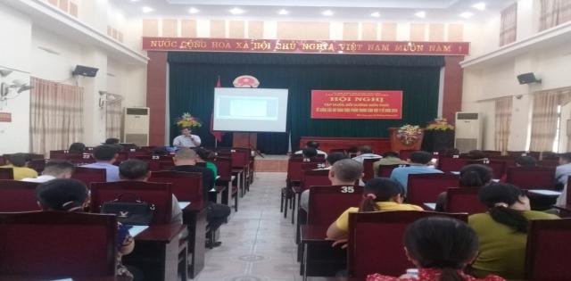 Lạng Sơn: Tập huấn kiến thức quản lý về công tác an toàn thực phẩm
