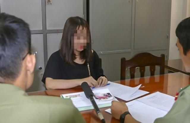 Tung tin 'vi khuẩn ăn thịt người', cô gái bị phạt 12,5 triệu