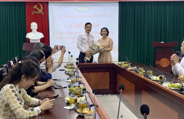 Cục An toàn thực phẩm tổ chức ngày Phụ nữ Việt Nam 20/10