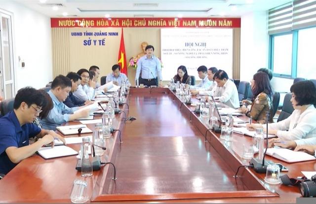 Quảng Ninh: Ký kết phối hợp thực hiện công tác quản lý nhà nước về an toàn thực phẩm