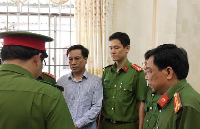 Hoàn tất kết luận điều tra vụ bắt giữ nguyên Chủ tịch TP Trà Vinh