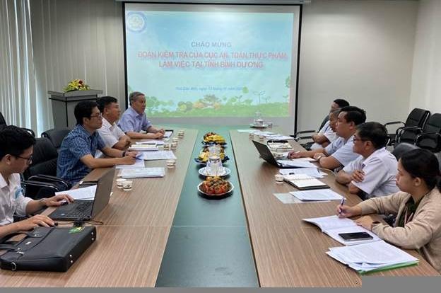 Tăng cường trách nhiệm quản lý nhà nước về an toàn thực phẩm trong tình hình mới tại Bình Dương