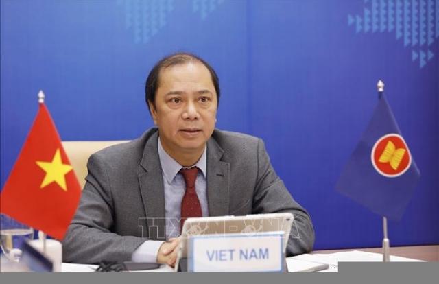 Trưởng Quan chức cấp cao ASEAN Việt Nam dự đối thoại ASEAN - New Zealand lần thứ 28
