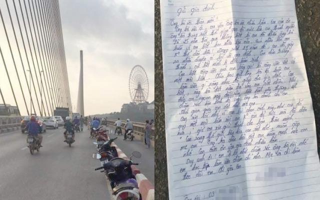 Quảng Ninh: Để lại thư tuyệt mệnh, cô gái trẻ nhảy cầu Bãi Chãy tự vẫn