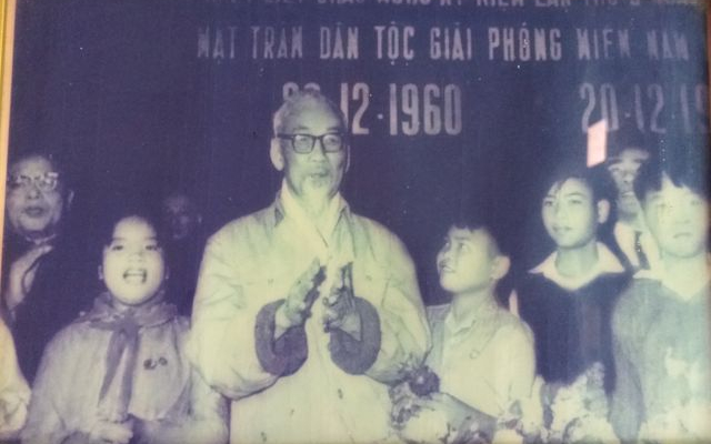 """Có một """"Bồ Tát Hồ Chí Minh"""""""