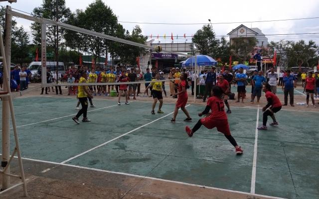 Đắk Nông: Hội thi thể thao các dân tộc thiểu số toàn quốc lần thứ 11 khu vực 2 năm 2019