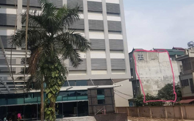 """Công trình Bệnh viện đa khoa Nông nghiệp gây lún, nứt nhà dân: Chủ đầu tư """"đá"""" trách nhiệm bồi thường"""