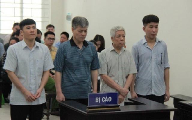 Cựu Chủ tịch Vinashin lĩnh án 13 năm tù, cựu Tổng giám đốc 7 năm tù