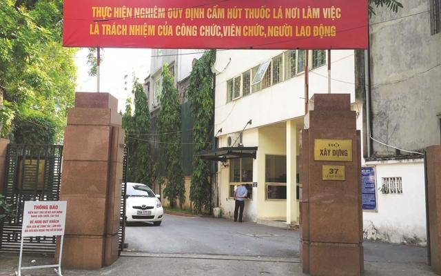 Đoàn Thanh tra bị lập biên bản vòi tiền ở Vĩnh Phúc: Bộ Xây dựng nói không bao che cho vi phạm