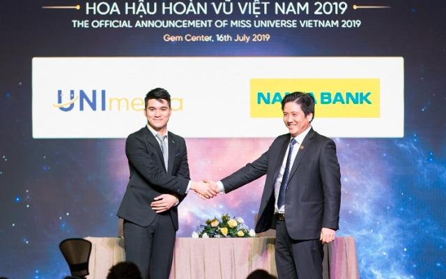 Nam A Bank – Ngân hàng chính thức đồng hành xuyên suốt Cuộc thi Hoa hậu hoàn vũ Việt Nam 2019