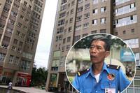 Thông tin về việc Phó giám đốc Sở NN-PTNT Hà Nội nhảy từ tầng 27 xuống tử vong