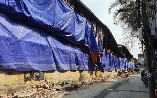 Ứng phó sau vụ cháy nhà máy Rạng Đông