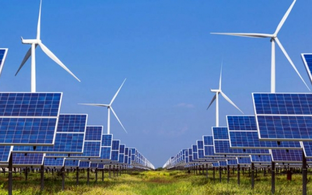Trung Nam Group phát điện dự án điện gió giai đoạn 2